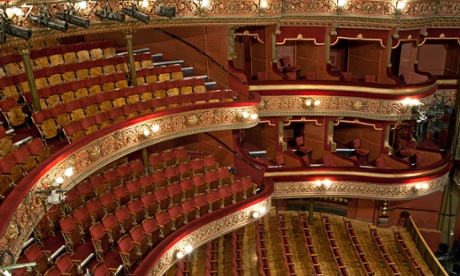 Leeds Grand Theatre and Opera House.