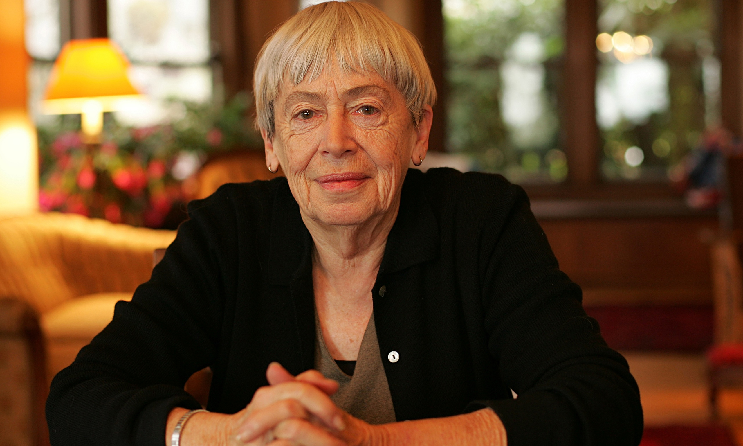 ursula k le guin The telling, the acclaimed sci-fi novel from influential american author ursula k  le guin — who died in january — is being adapted for the big.