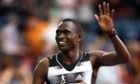 David Rudisha: 'Running is so exciting!'