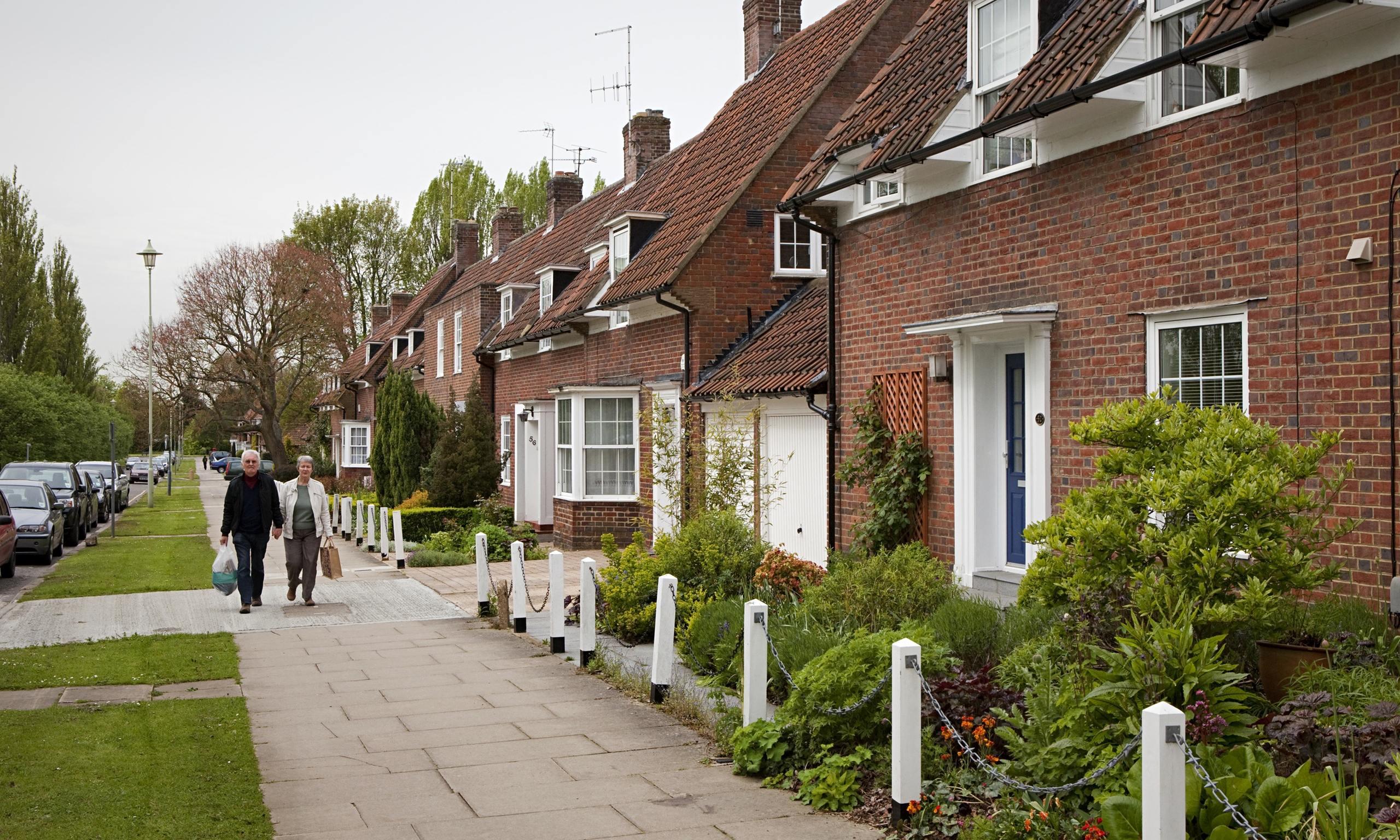 Landscape Welwyn Garden City : Not all is rosy in the garden city guardianletters