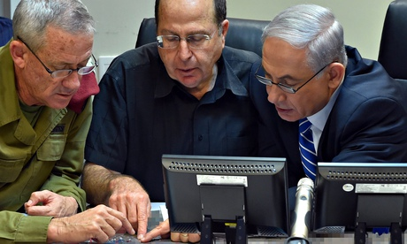 Letter From Intelligence Reservists To Netanyahu