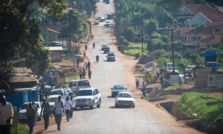 Uganda terror