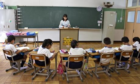 Chiba school class