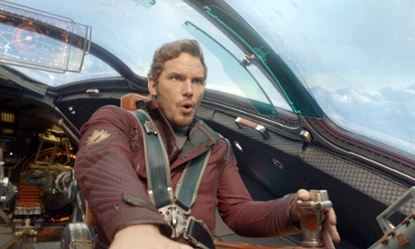 Guardians of the Galaxy hits $300m but won't save 2014's limping US box office