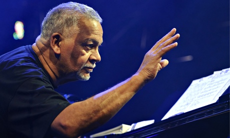 Joe Sample performing at the Montreux Jazz festival in 2011.