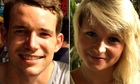 David Miller and Hannah Witheridge, who were killed while on holiday on the Thai island of Koh Tao