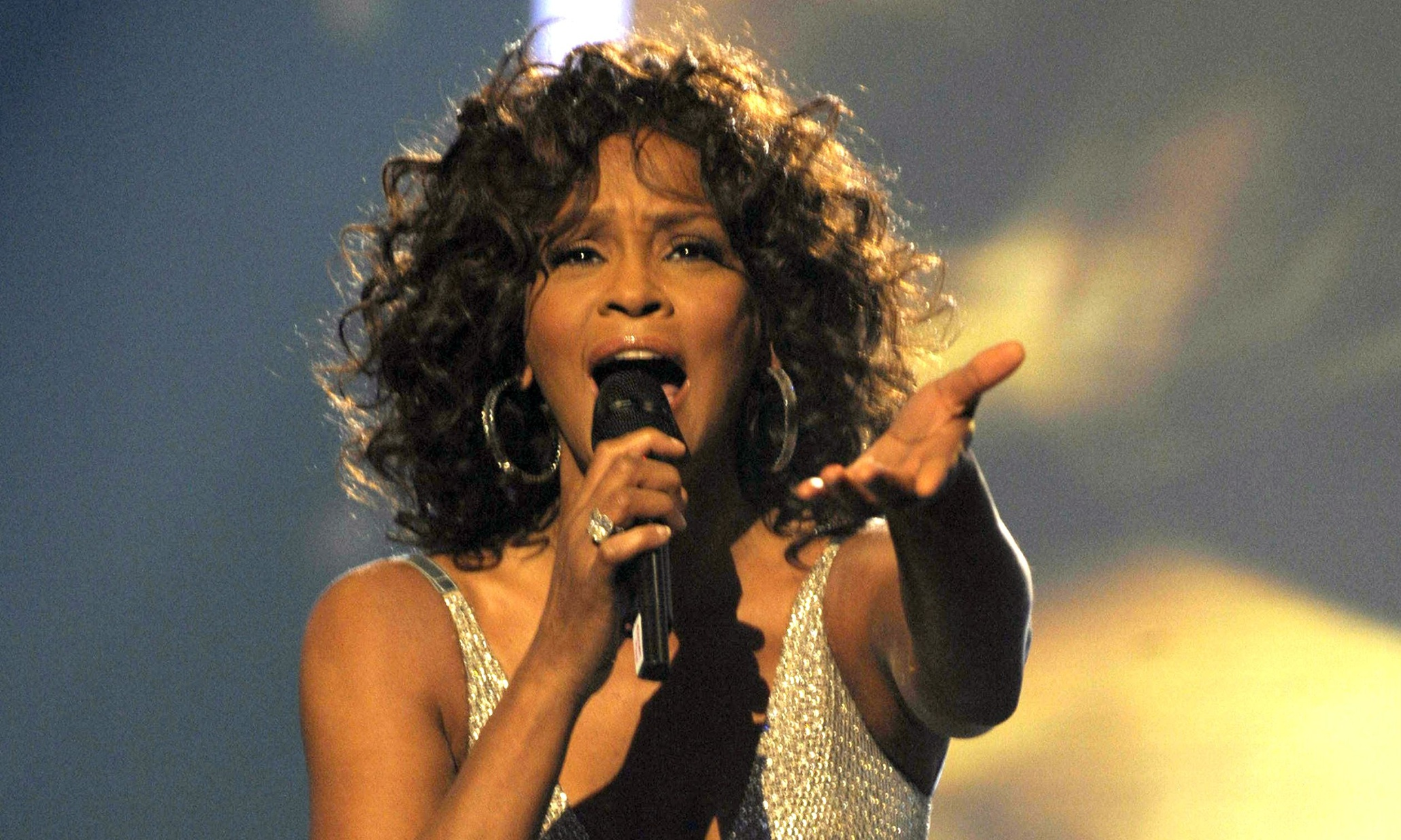 First ever whitney houston live album set for release in for The whitney