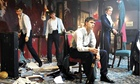 2014, THE RIOT CLUB; POSH