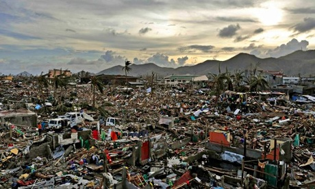 Natural disasters displaced more people than war in 2013, study finds...