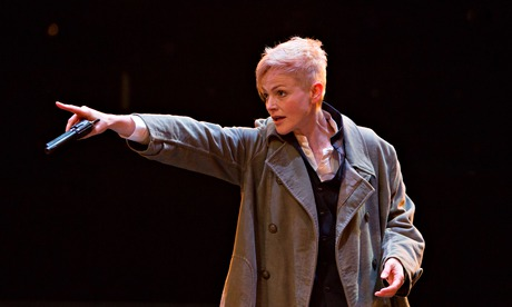 Hamlet review Maxine Peake stresses character with a caustic Prince...