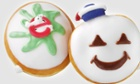 Who ya gonna maul …? The Ghostbusters doughnuts.