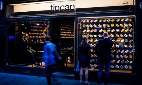 Tincan restaurant