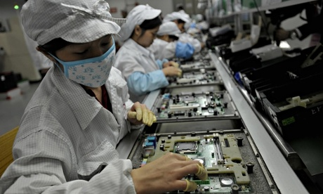 Signs human rights are moving slowly up the agenda in corporate China