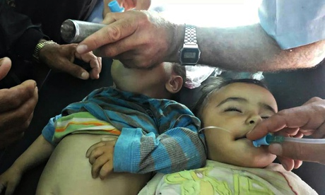 Measles vaccination mix-up leaves 15 infants dead in northern Syria