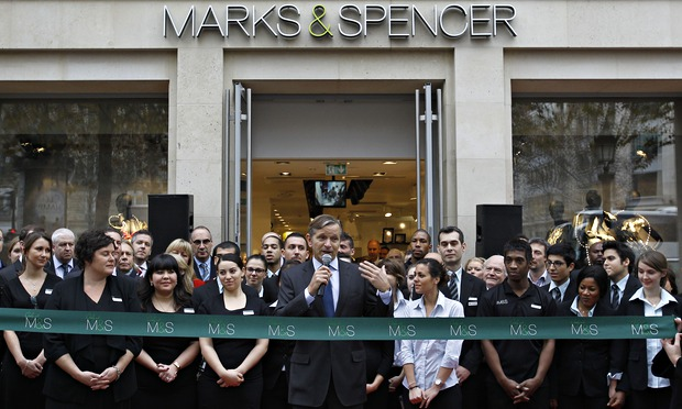 Marks spencer moves into finland and norway in franchise for Adresse mark and spencer paris