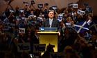 Scotland's First Minister Alex Salmond g