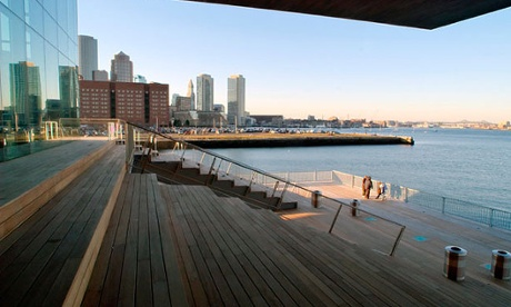 Boston's Institute of Contemporary Art