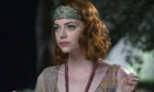 Actor Emma Stone, in Woody Allen's Magic in the Moonlight.