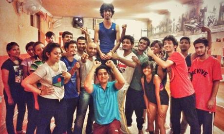 The Delhi Dance Academy