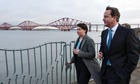 Ruth Davidson with David Cameron.