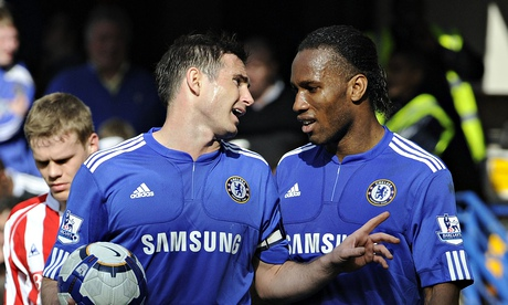 Didier Drogba predicts difficulties for Frank Lampard against Chelsea
