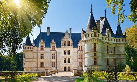 Loire Valley, Azay le Rideau Castle