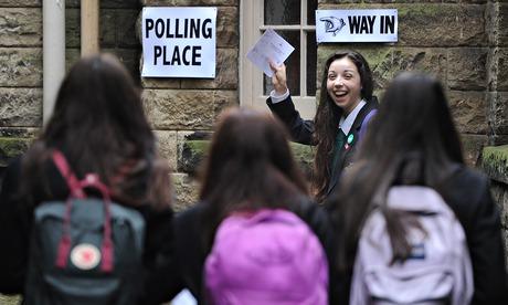 indyref polling place