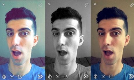 Snapchat Fun Filters