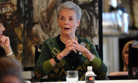Betty Halbreich: 'When people take their clothes off they open up their whole soul.'