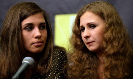 Nadya Tolokonnikova: I suppose we have nothing more to lose