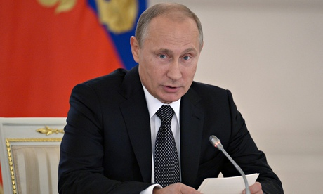 Putin considers plan to unplug Russia from the internet 'in an emergency'