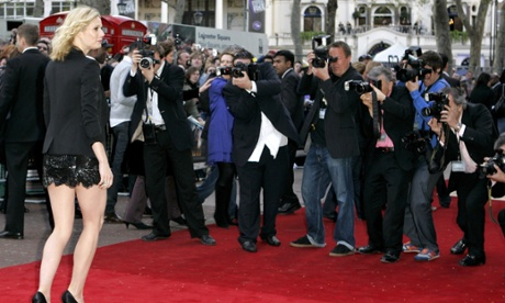 Paparazzi photograph Gwyneth Paltrow