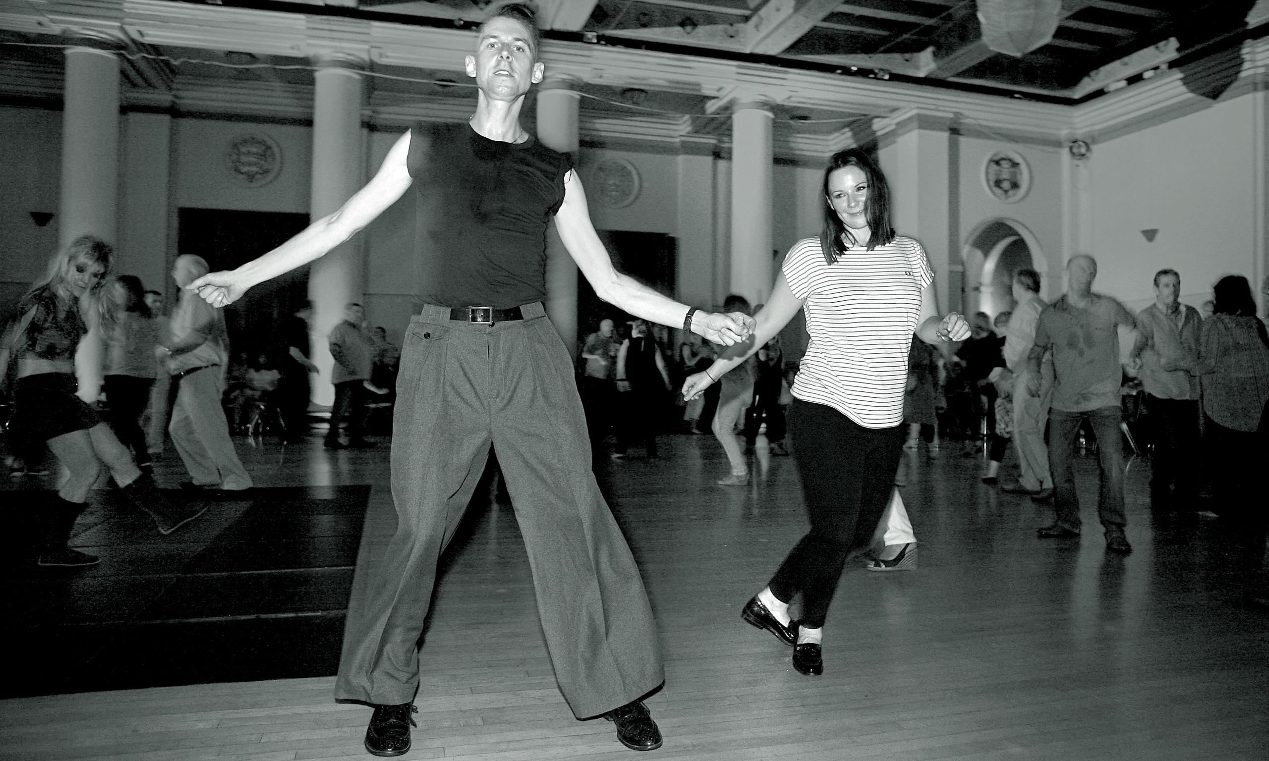 Wigan casino dancing 10