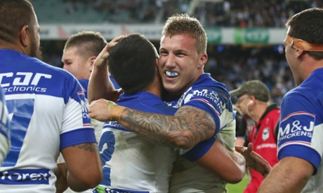 NRL semi-final: Canterbury down Manly with golden point field goal