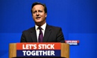 David Cameron was challenged by Alex Salmond and Alistair Darling over his decision to link further