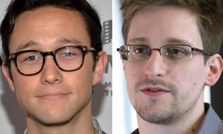 Taking on the NSA as Snowden ... Joseph Gordon-Levitt