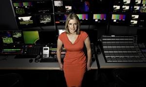 Sarah Stirk, Sky Sports presenter