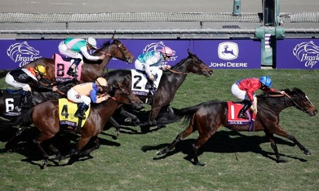 Scratching the surface: US racing looks to track conditions to lower injury rates