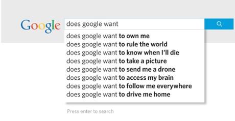 The Google masterplan?