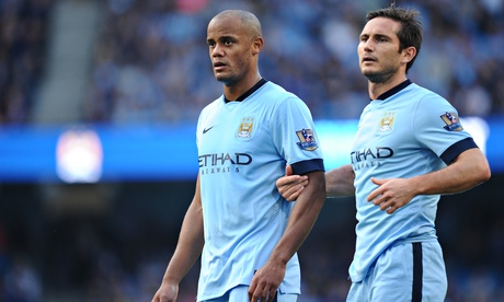 Vincent Kompany: Frank Lampards goal could be crucial in title race