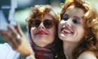 Geena Davis and Susan Sarandon in Thelma and Louise … Davis has unveiled a new report, backed by the UN, which finds wisespread discrimination against women in the global film industry.