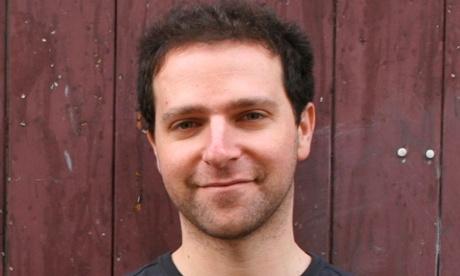 WhoSampled founder Nadav Poraz