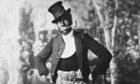 Black vaudeville comedian Bert Williams