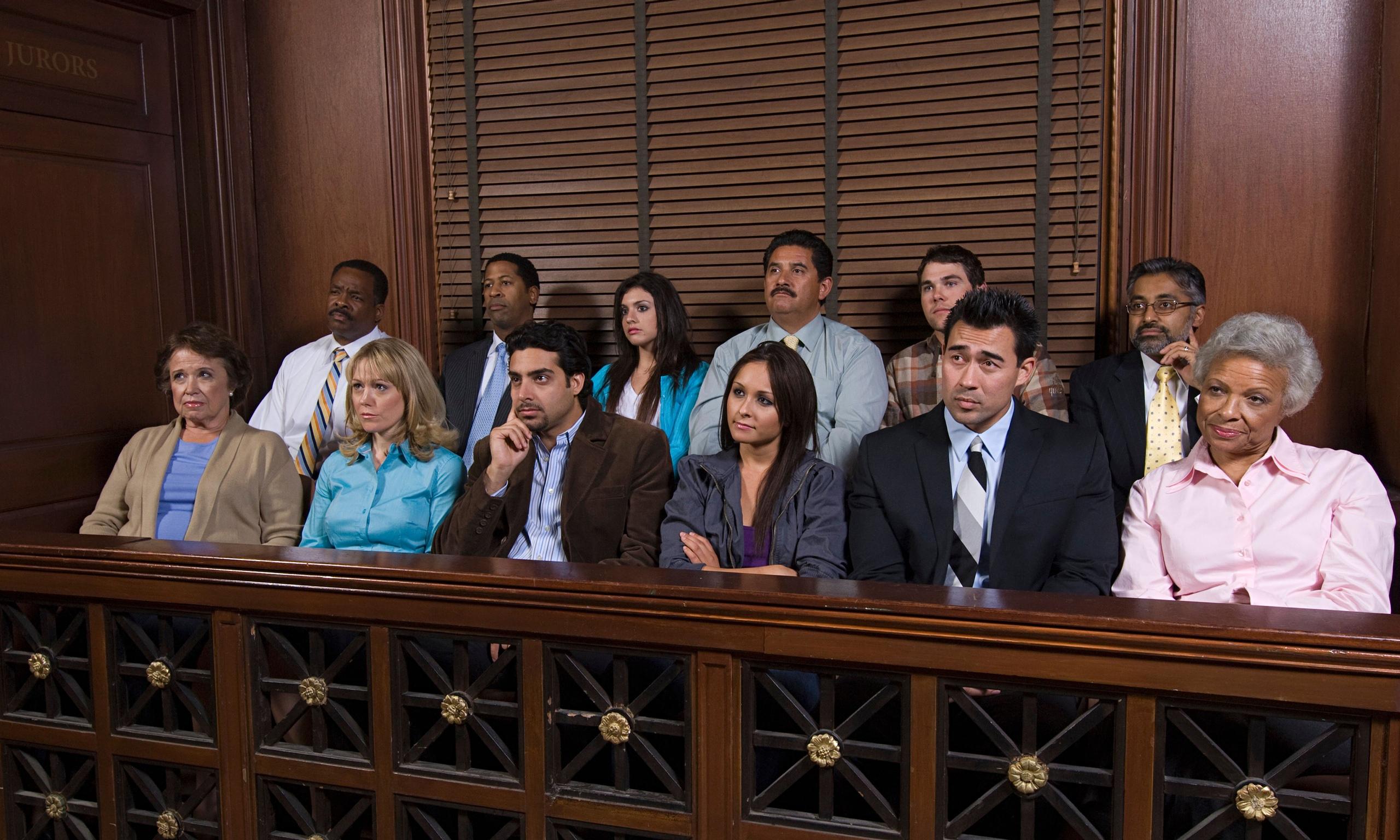 Jury Room Uk