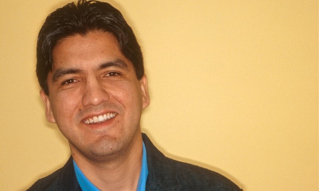Sherman Alexie, Seattle, 2003