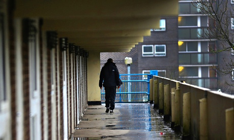 Falinge estate, Rochdale: the most deprived in the UK
