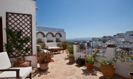 Hotel La Casa del Califa, Vejer, Spain