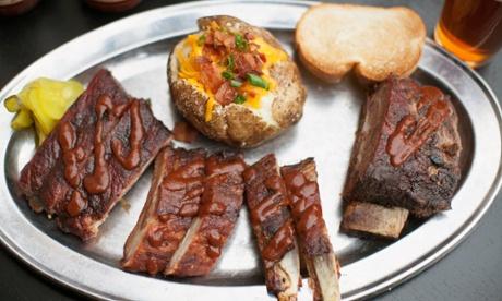Fiorella's Jack Stack Barbecue, Kansas City, Missouri