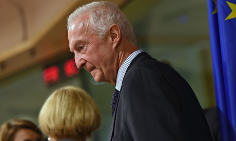 Gilles de Kerchove, the EU's counter-terrorism coordinator, said about 3,000 EU citizens were fighting in Syria.