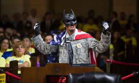 speaker at LA city council